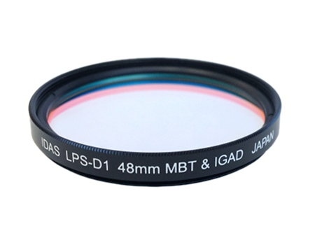 IDAS D1 Light Pollution Suppression Filter