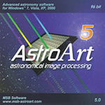 AstroArt V5 Image Capture & Processing Package