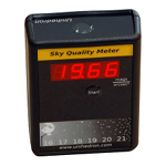 Unihedron SQM-L Sky Quality Meter with lens