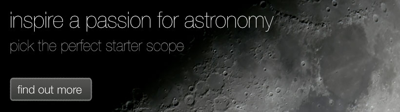 Perfect telescopes for beginners
