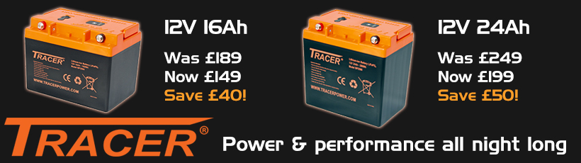 Tracer Batteries Special Offer