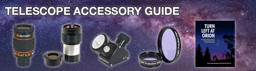New Telescope Accessory Guide