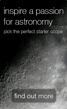 Perfect Starter Telescopes