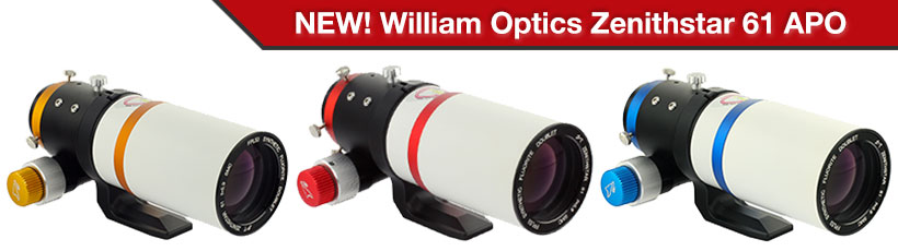 William Optics ZS 61 APO