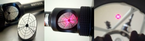 hotech crosshair laser