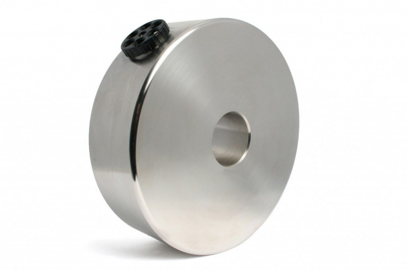 10Micron Counterweight for GM 3000, 20kg, stainless steel