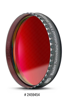 Baader Ultra-Narrowband 3.5nm H-alpha Filter