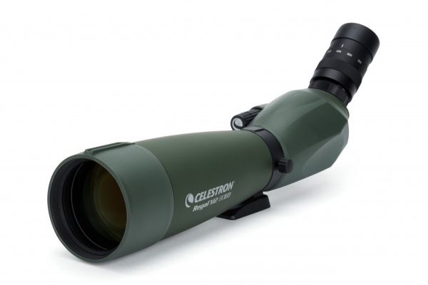 Celestron Regal M2 80ED Angled Spotting Scope