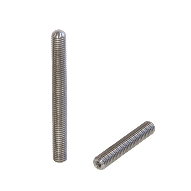 "ADM TR- Stainless Steel Threaded Rod. 3"" or 5"" Long"