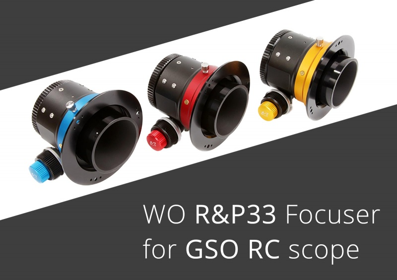 William Optics RC Focuser