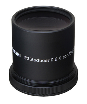 Takahashi Focal reducer QE for FSQ-106ED / FSQ-130ED (0.6x)
