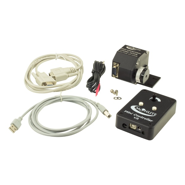 MoonLite High-Res Stepper Motor with MiniV2 Controller
