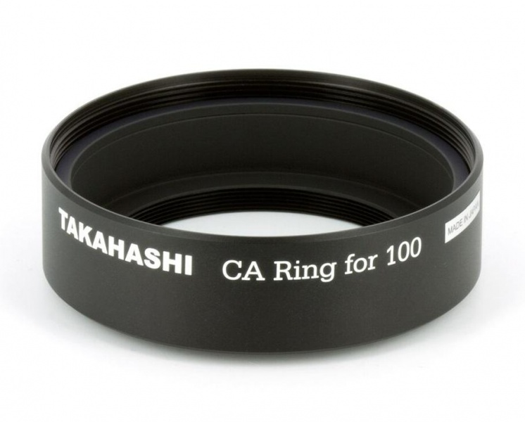 Takahashi Multi CA ring 100  for  use with FC-100DC/DF and Multi Flattener