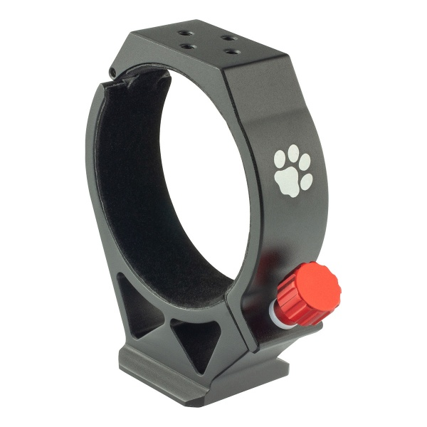 William Optics RedCat / SpaceCat Single Mounting Ring - Black