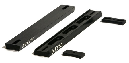 ADM Vixen-type Dovetail for Optical Tubes