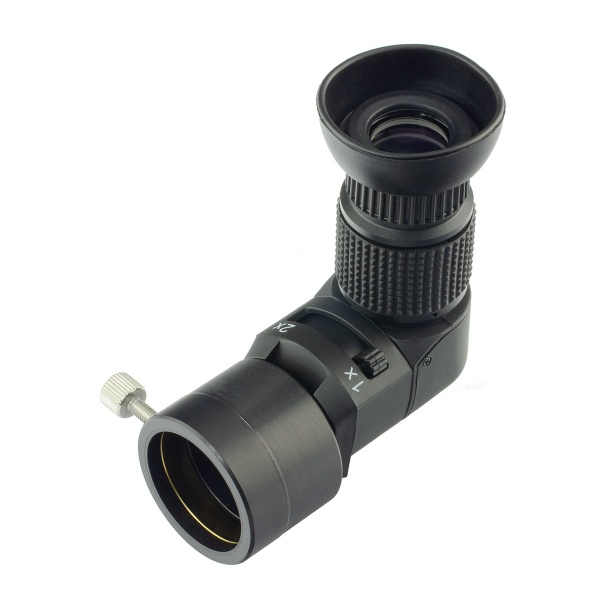 Astro Essentials Right Angled Eyepiece for Polar Scopes