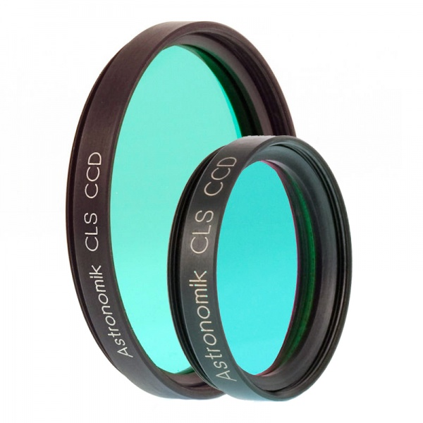 Astronomik CLS CCD Filter 31mm Round Mounted