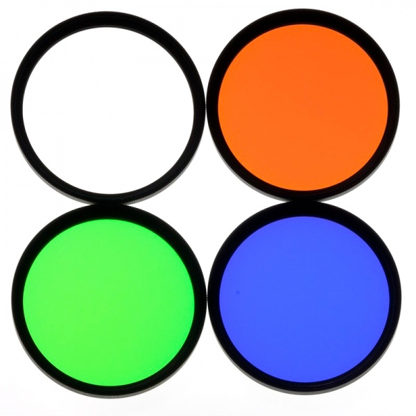 Astronomik L-RGB Typ 2c Colour Filter Set
