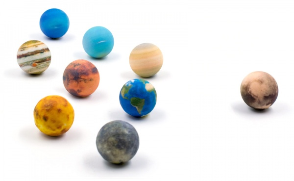 AstroReality Solar System Mini Model Collection