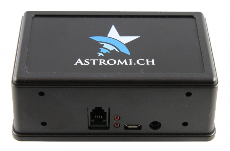 Astromi.ch MGPBox Meteostation USB with GPS & 10Micron Power Control