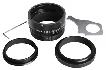 Baader VariLock 29 Lockable T-2 Extension Tube