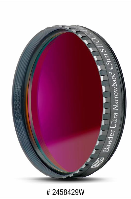 Baader Ultra-Narrowband 4.5nm SII Filter
