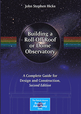 Building a Roll-Off Roof Observatory Book