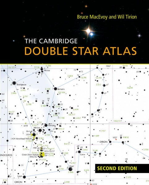 The Cambridge Double Star Atlas 2nd Edition