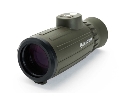 Celestron Cavalry 8x42 Monocular with Compass and Reticle