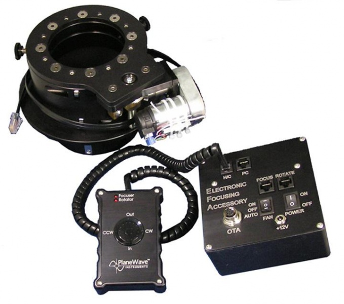 Planewave EFA Focuser for CDK Telescopes