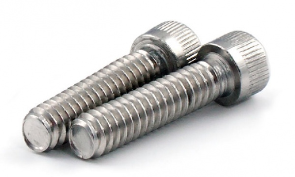 1/4'' Socket Head UNC Bolts (x2) 1'' Long