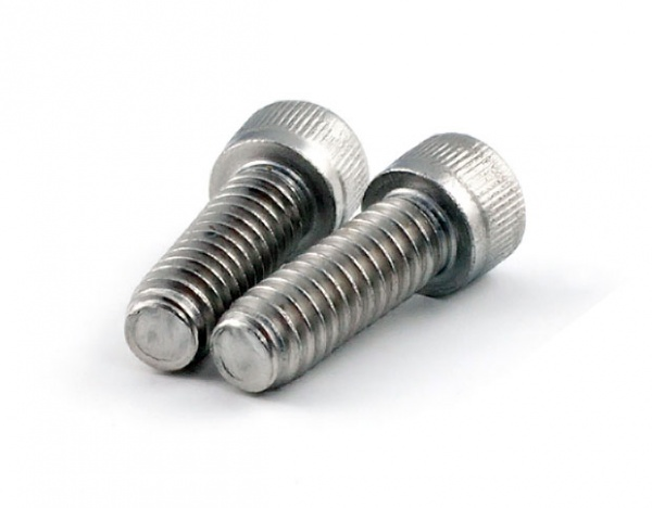 1/4'' Socket Head UNC Bolts (x2) 3/4'' Long