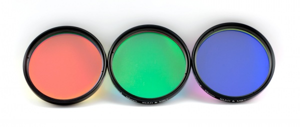 IDAS Type 4 52mm RGB Filters