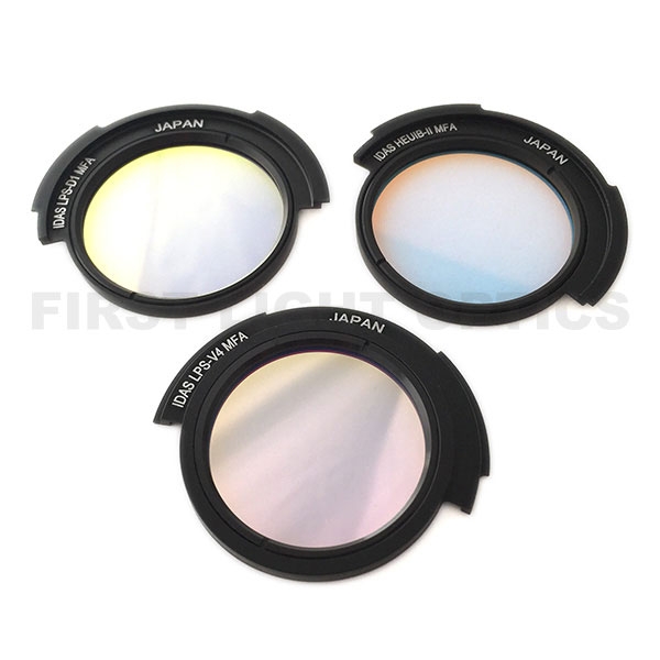 IDAS Body Mounted Filters for Canon EOS APS C and RP