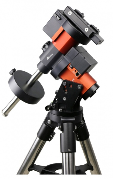 iOptron GEM45 German Equatorial GoTo Mount