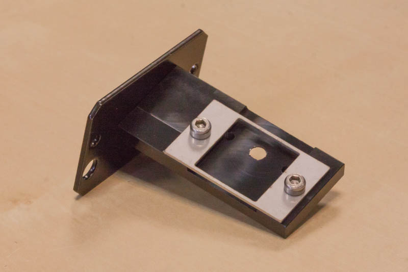 Shelyak Lisa Slot Bracket