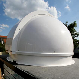 Pulsar Observatories 2.2m Short Height Dome