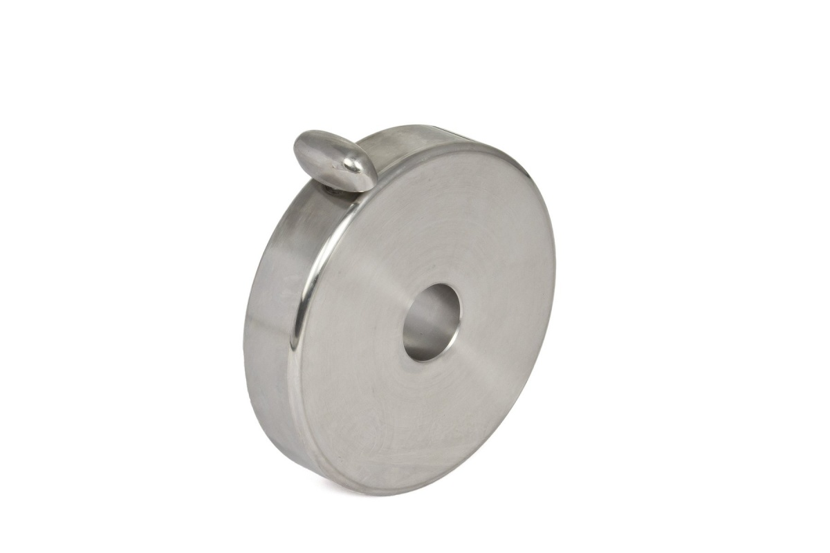 10Micron Counterweight for GM 1000/Leonardo, 3kg, stainless steel