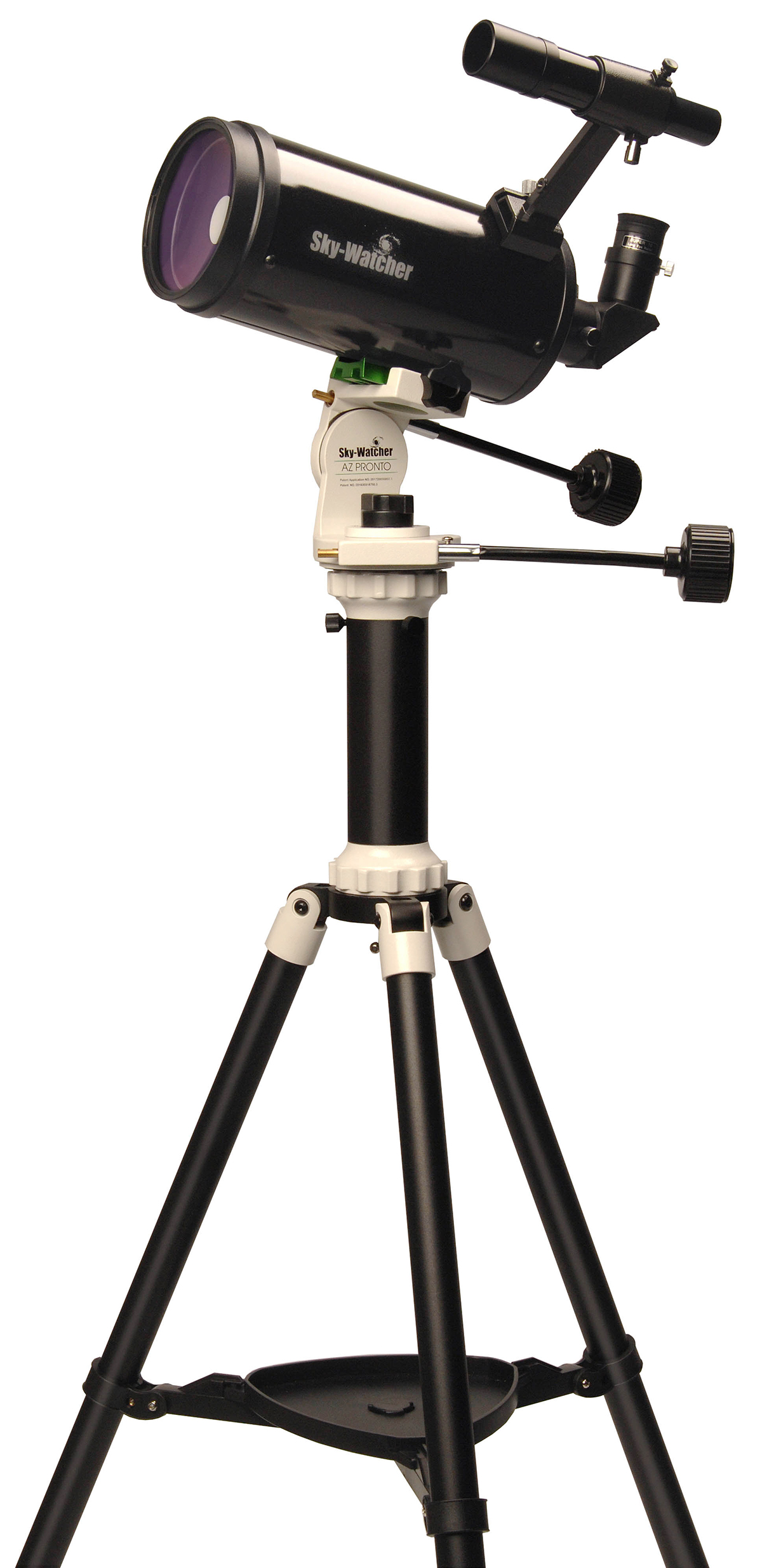 Skywatcher Tripod Telescope Mount AZ Pronto with Tripod and Extension Column and SKYMAX 102/ Maksutov Cassegrain Telescope