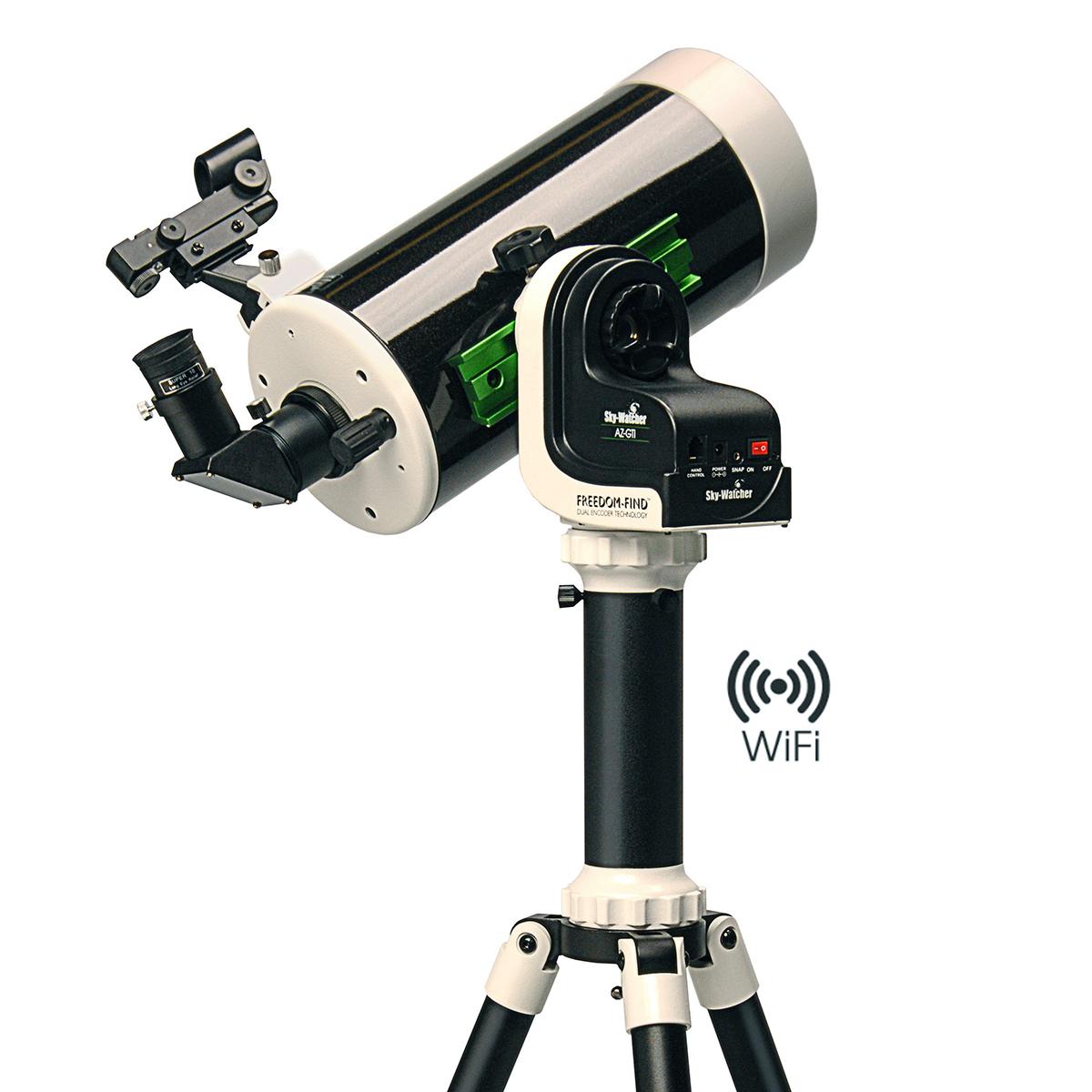 127MM WIFI GO-TO MAKSUTOV-CASSEGRAIN TELESCOPE SkyWatcher SKYMAX-127 AZ-GTI