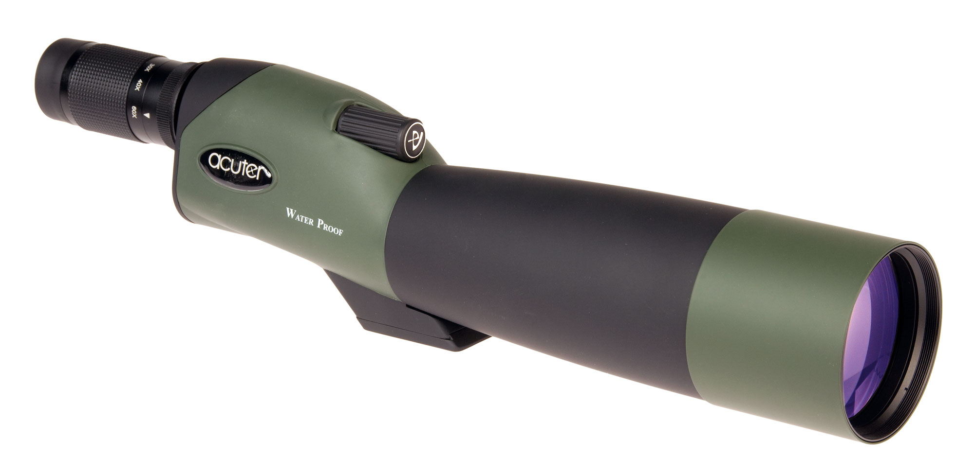 Acuter NatureClose ST80B 20-60x80 Waterproof Straight Spotting Scope
