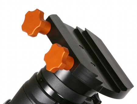 ADM Dual Saddle upgrade for Celestron CGEM mount