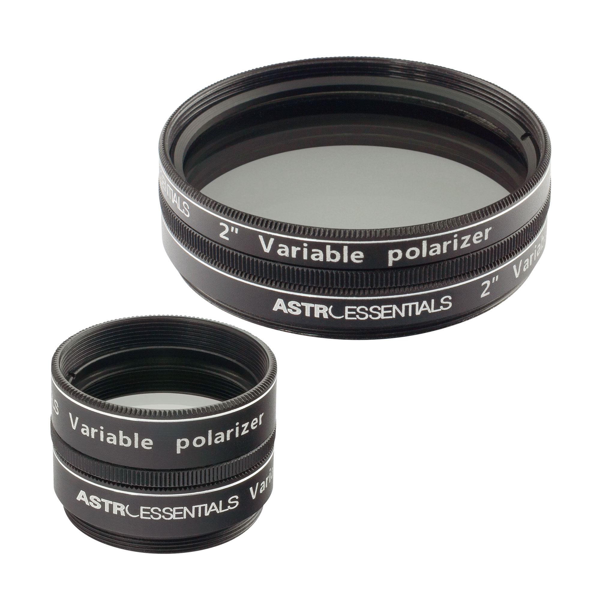 Astro Essentials Variable Polarising Moon Filter