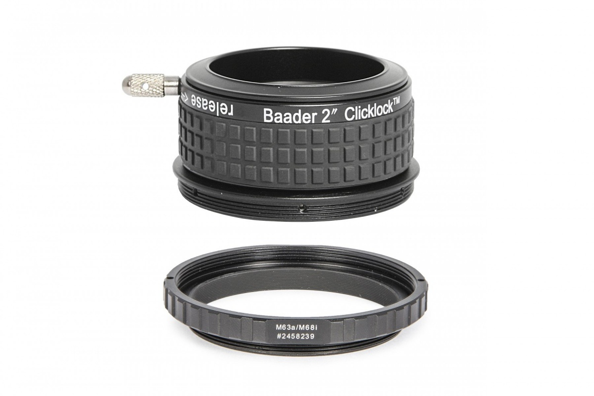 Baader ClickLock M63a x 1 for Feather Touch 2.5'' Focusers