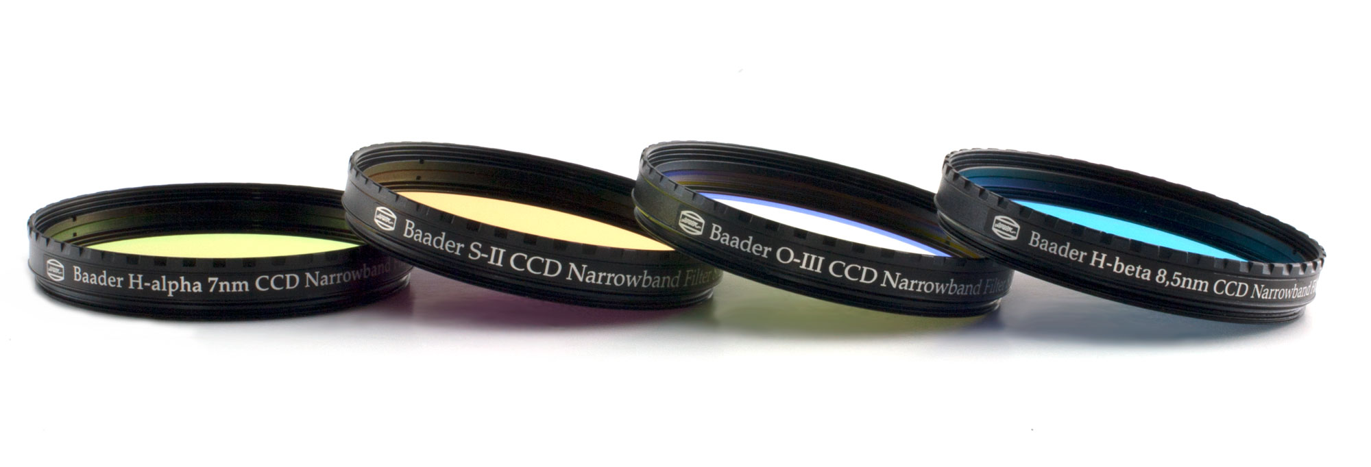 Baader Narrowband CCD Filters 2'' mounted