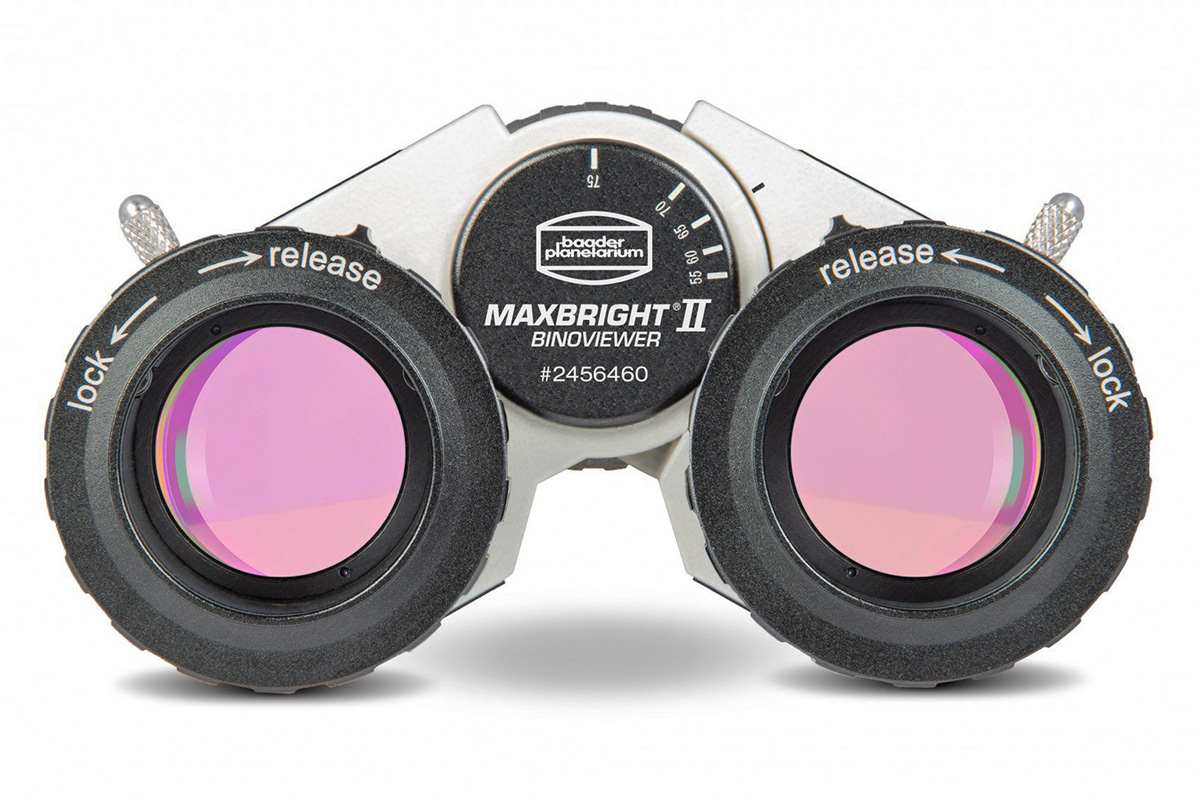 Baader MaxBright II Binoviewer with Case