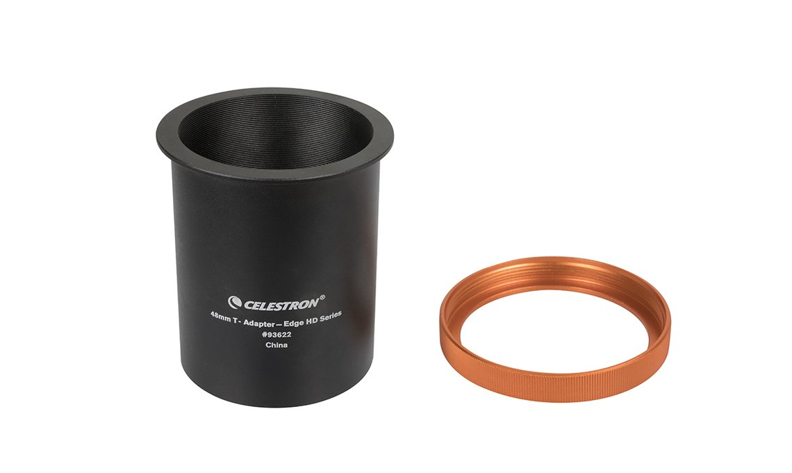 "Celestron M48 T-Adapter for EdgeHD 9.25"", 11"", AND 14"""