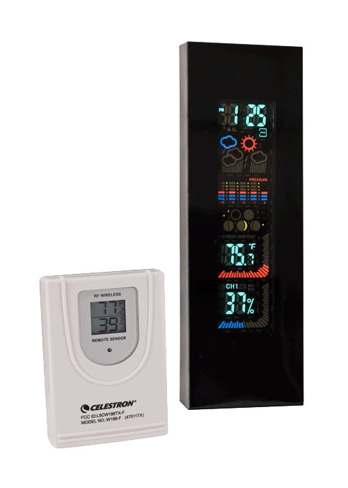Celestron  4 Colour LCD Weather Station