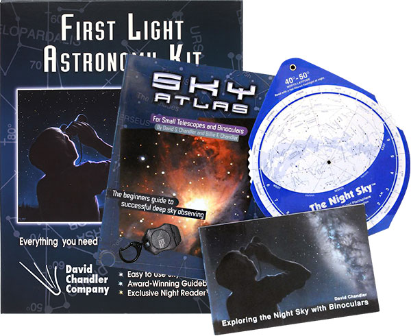 David Chandler First Light Astronomy Kit