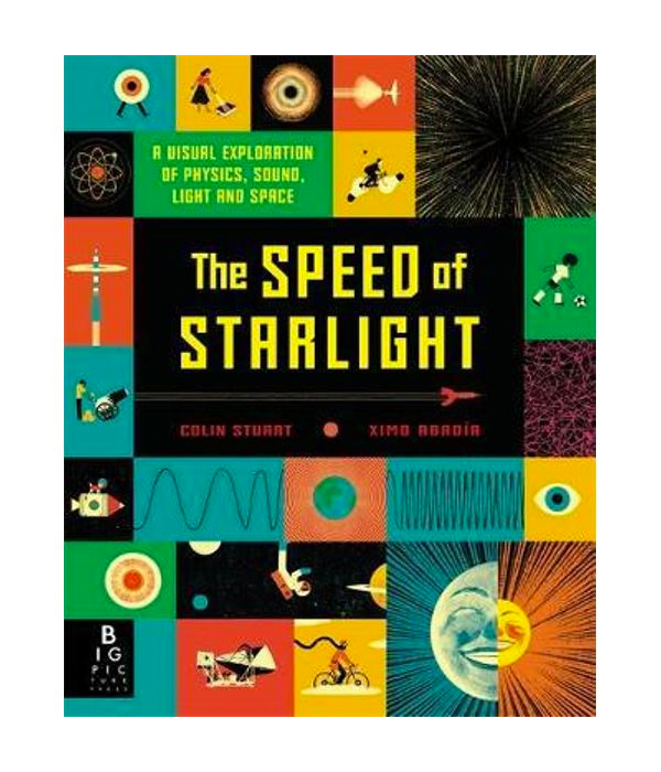 The Speed of Starlight by Colin Stuart (Signed)